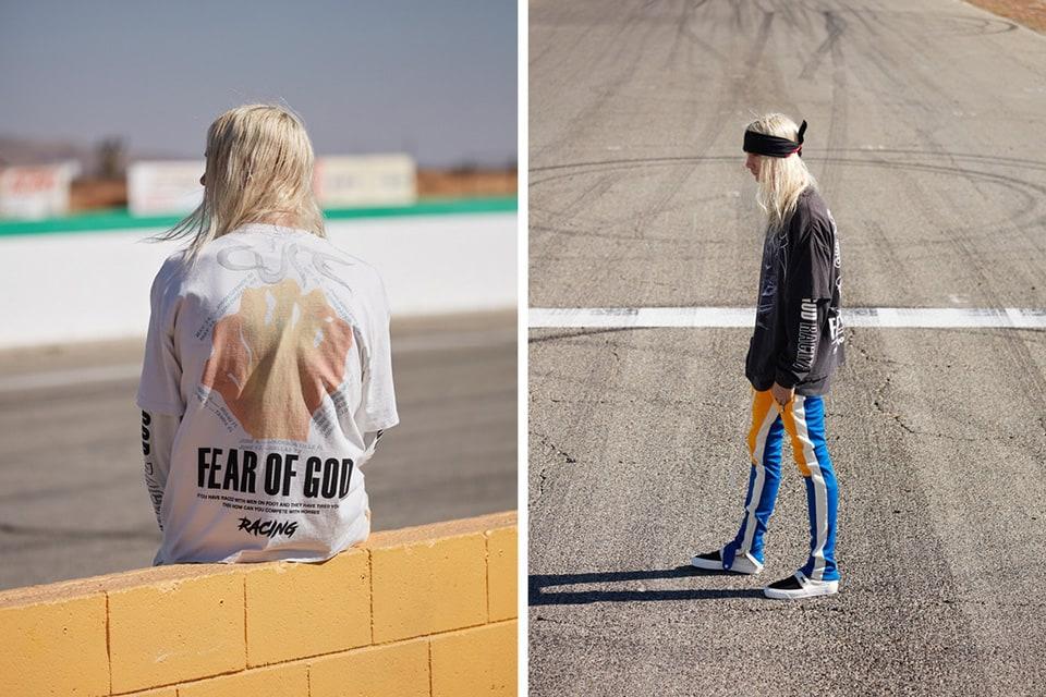fear of god racing collection 09 - Motocross inspira coleção da Fear of God