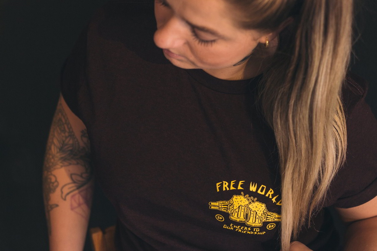 """free world nothing is ours primavera verao 2018 11 - Free World celebra a amizade em """"Nothing is Ours"""""""