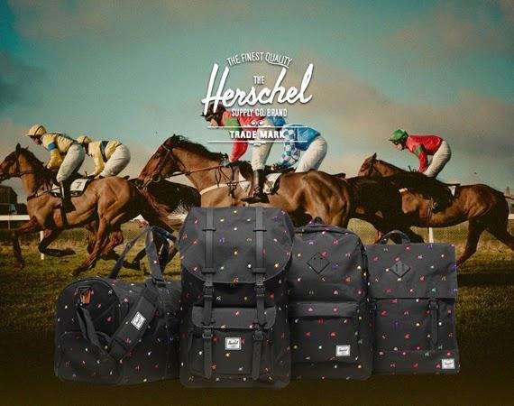 "Herschel Supply Co – Coleção ""Jockey Jersey"""