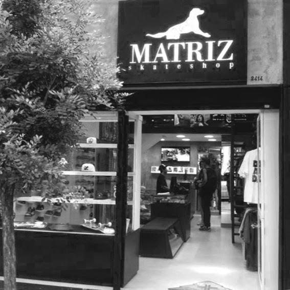 Matriz Skateshop inaugura filial em São Paulo