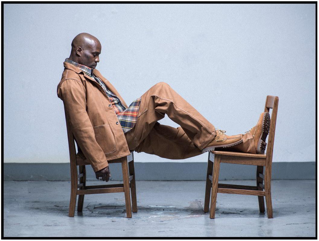 timberland engineered garments workday dmx lookbook 01 - Rapper DMX estrela campanha de parceria da Timberland