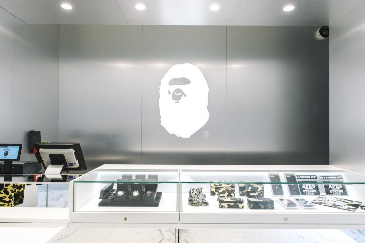 "bape paris store opening 01 - Nike SB x Soulland ""FRI.day Part 0.2"""