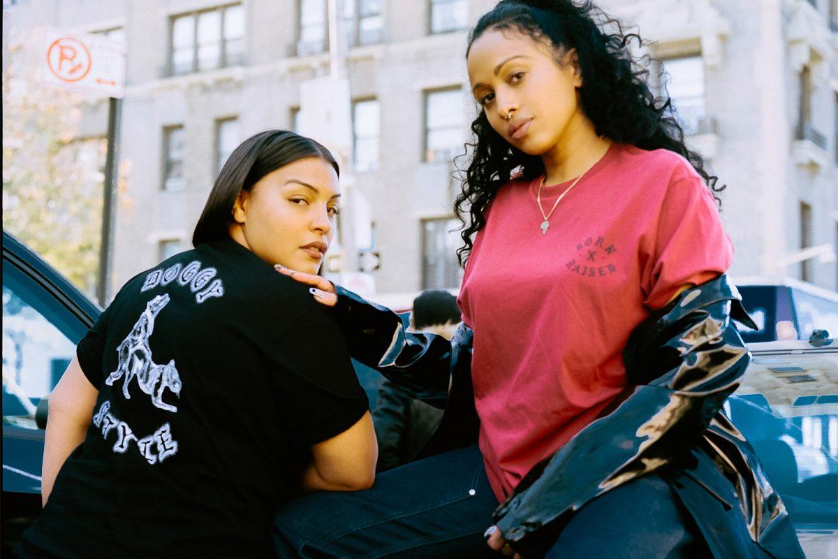 born x raised outono 2017 drop2 05 - Bronx serve de plano de fundo para coleção da Born x Raised