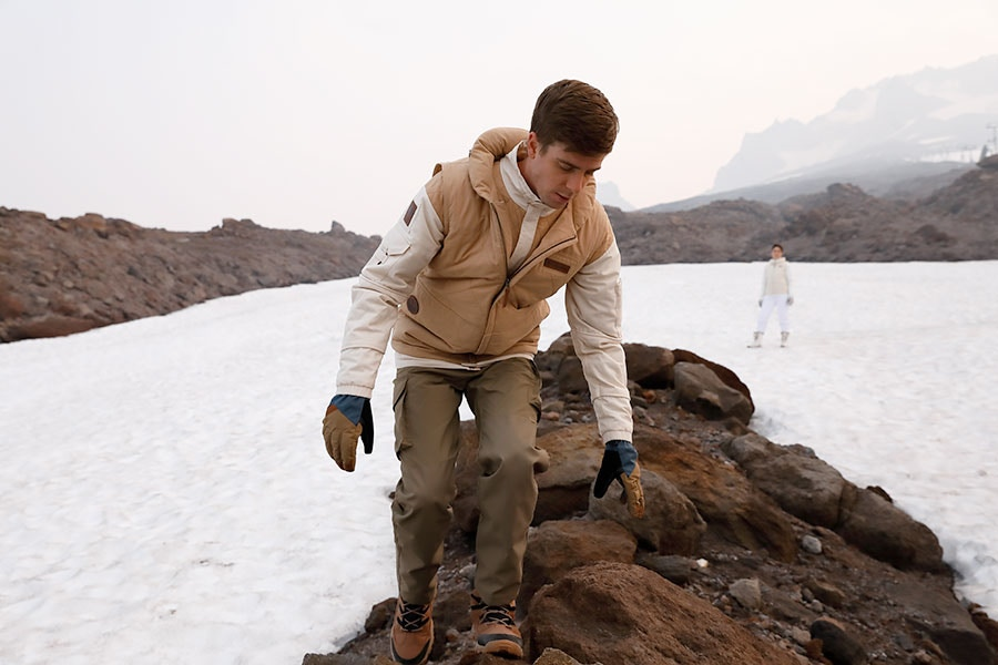 columbia sportswear star wars echo base 02 - Star Wars inspira coleção da Columbia