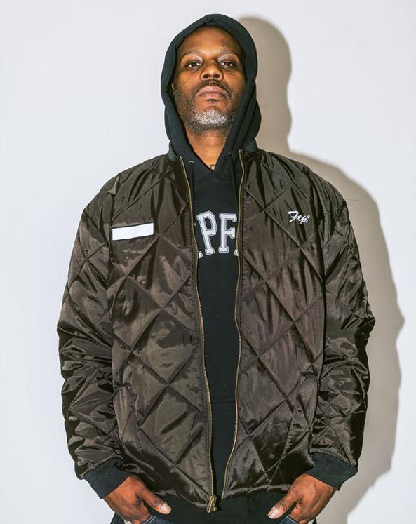 ftp outono inverno 2017 08 - FTP apresenta lookbook com o rapper DMX