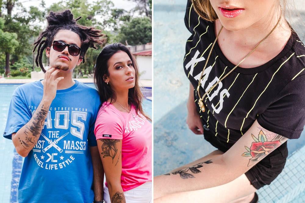 kaos clothing make history 12 - Kaos sugere que você faça sua própria história em coleção de verão