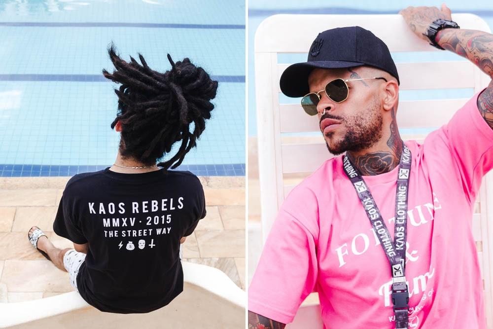 kaos clothing make history 14 - Kaos sugere que você faça sua própria história em coleção de verão