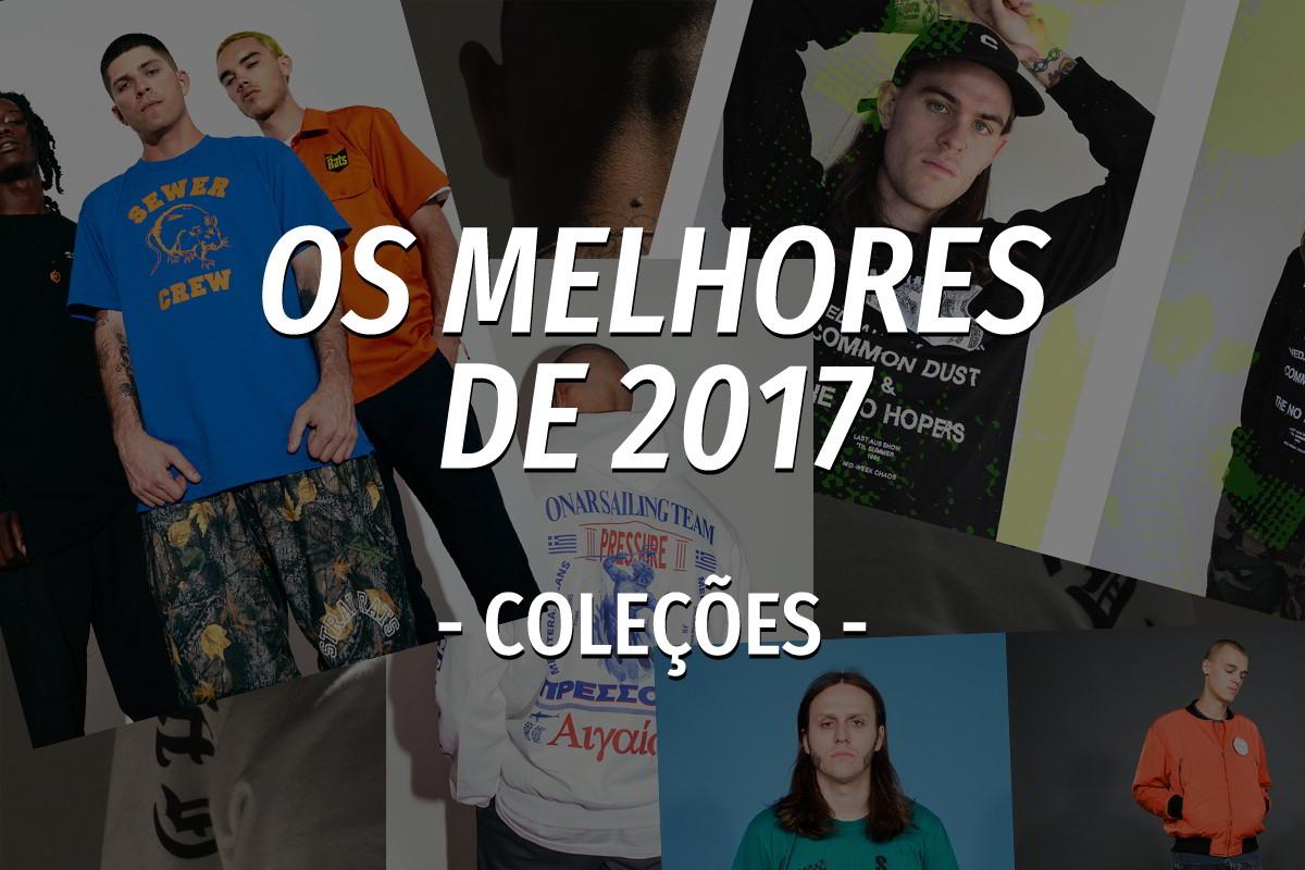 Os melhores de 2017 – Coleções