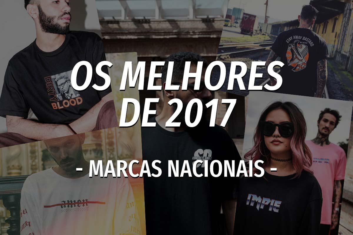 Os melhores de 2017 – Marcas nacionais