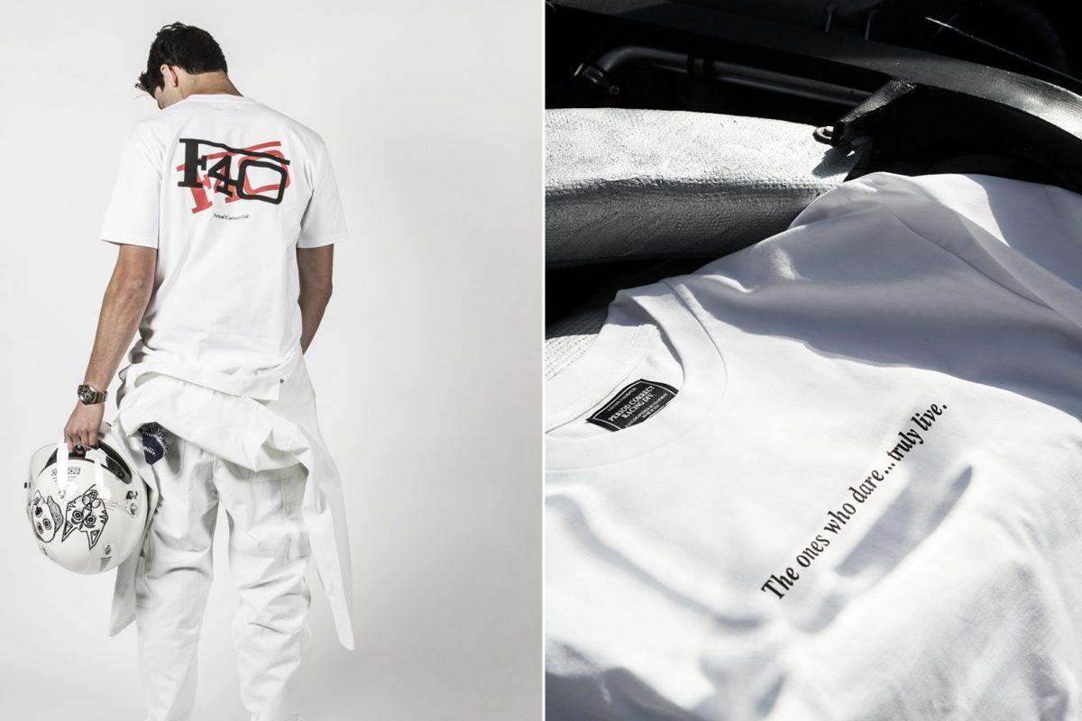 period correct maranello 03 - Period Correct pisa fundo em coleção inspirada na Ferrari F40