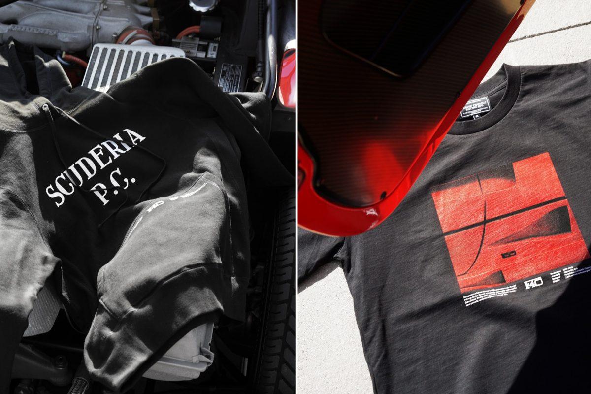 period correct maranello 04 - Period Correct pisa fundo em coleção inspirada na Ferrari F40