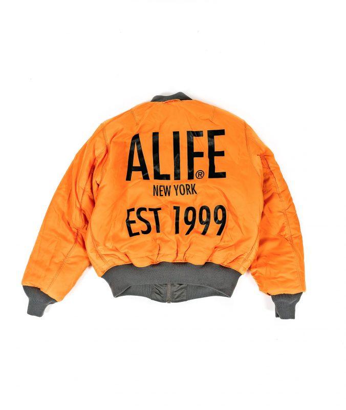 alife alpha industries jaqueta ma1 3 - ALIFE lança versão customizada da jaqueta MA-1 da Alpha Industries