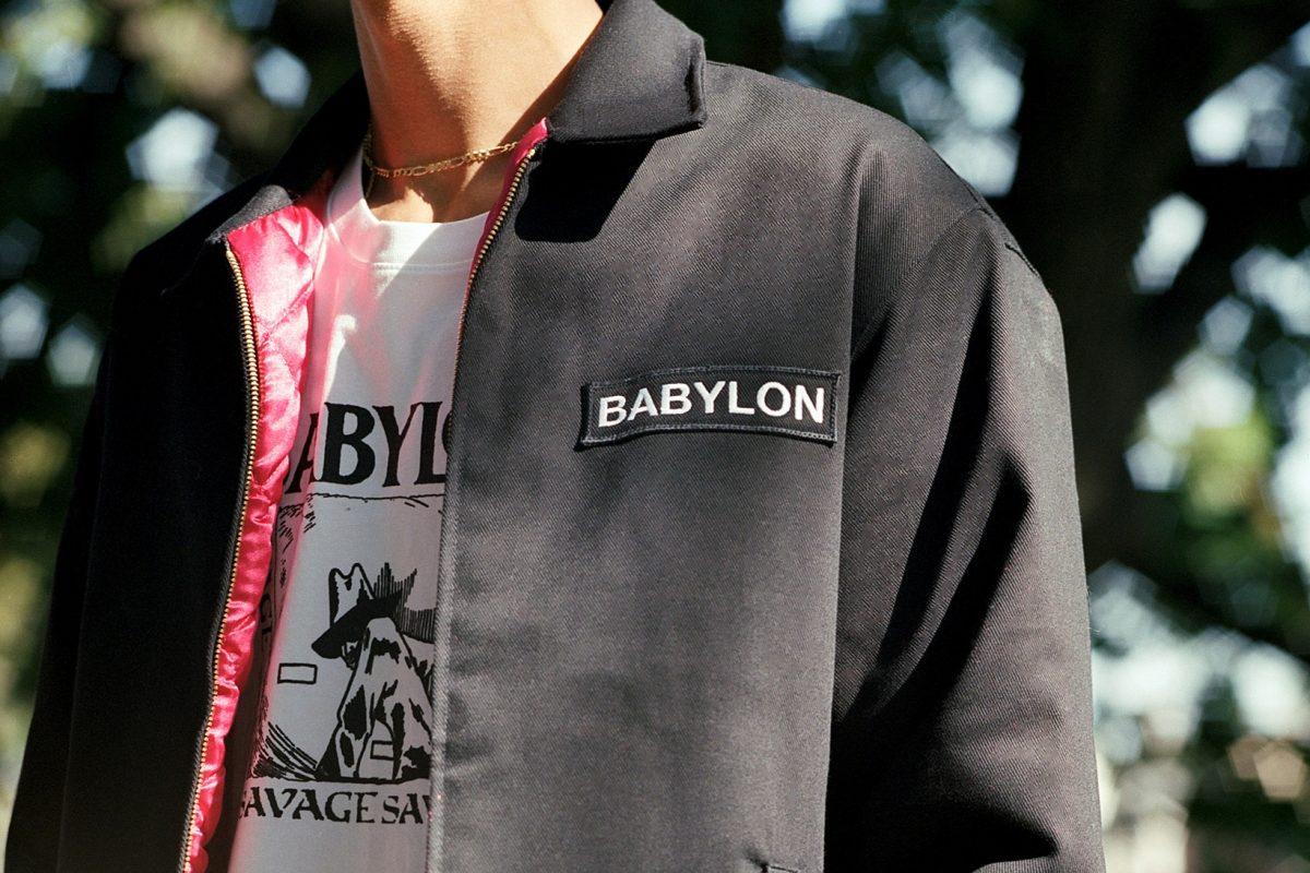 babylon la inverno 2018 03 - Babylon LA aposta em jaquetas work e calças cargo para o inverno