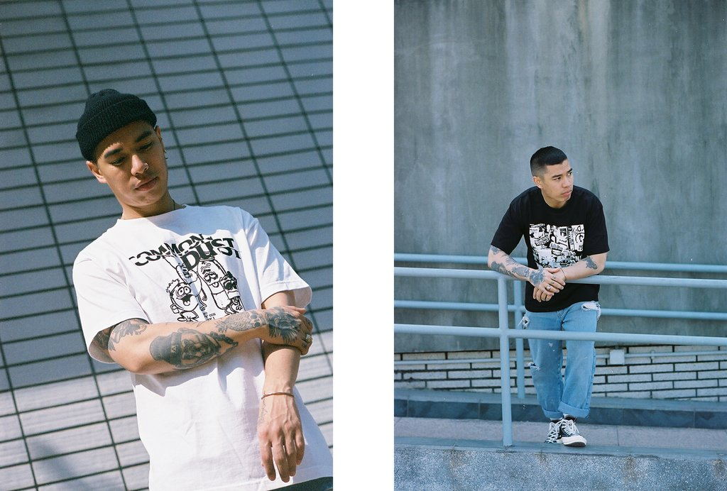 common dust alex maeland lookbook 5 - Common Dust apresenta nova coleção de camisetas e bonés