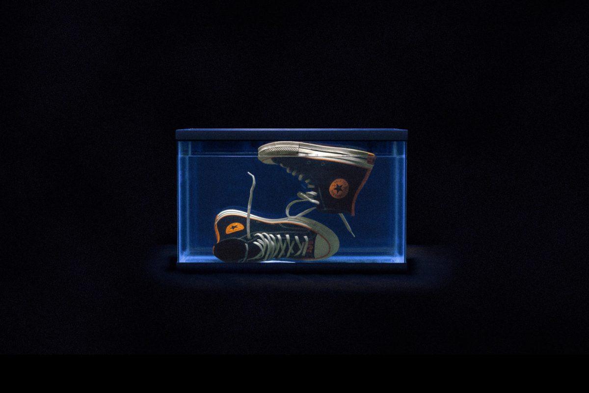 Converse e Vince Staples celebram álbum em parceria