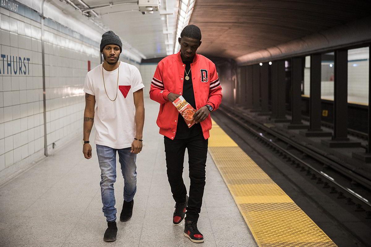 doritos canada ketchup merch 03 - Doritos apresenta coleção de streetwear para divulgar seu novo sabor