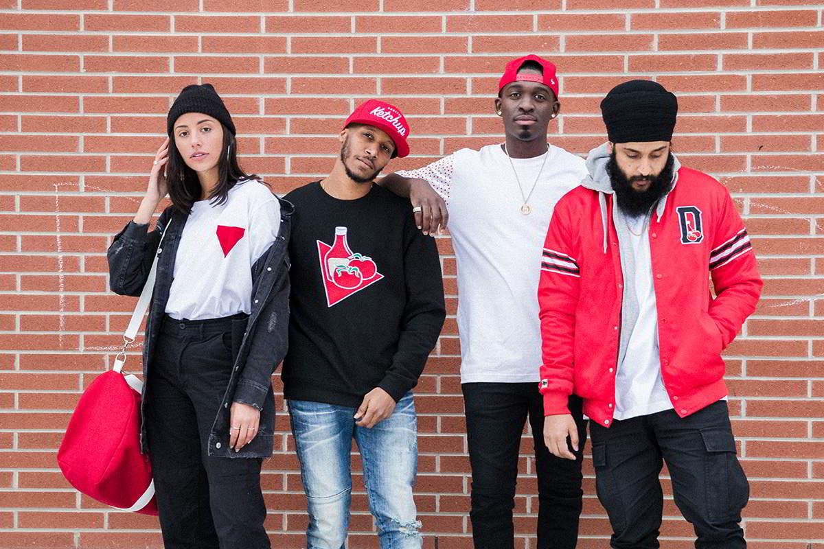 Doritos apresenta coleção de streetwear para divulgar seu novo sabor
