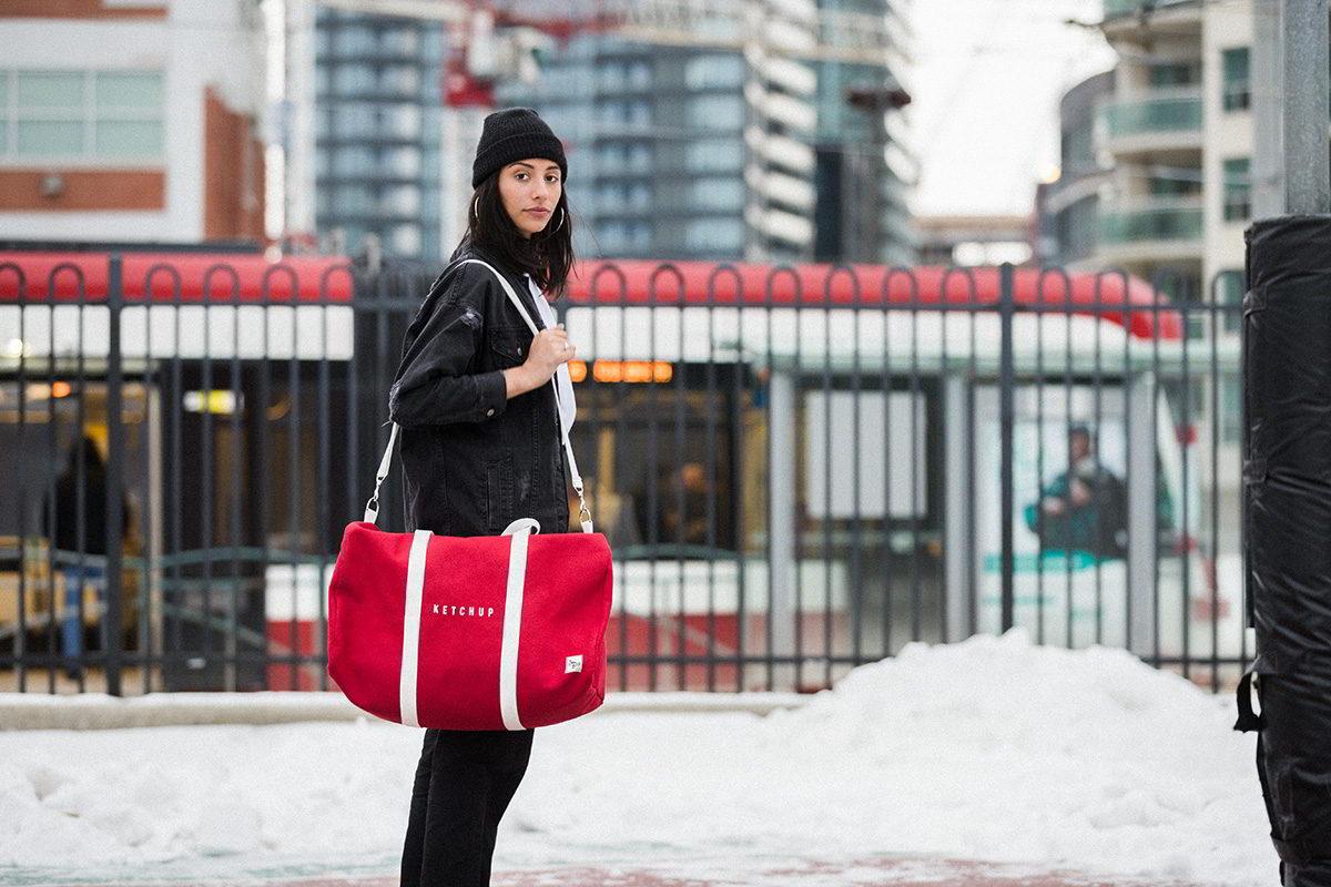doritos canada ketchup merch 07 - Doritos apresenta coleção de streetwear para divulgar seu novo sabor