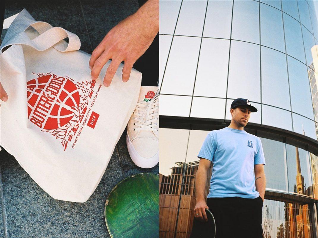 huf butter goods parceria 2018 03 - HUF e Butter Goods colaboram pela primeira vez