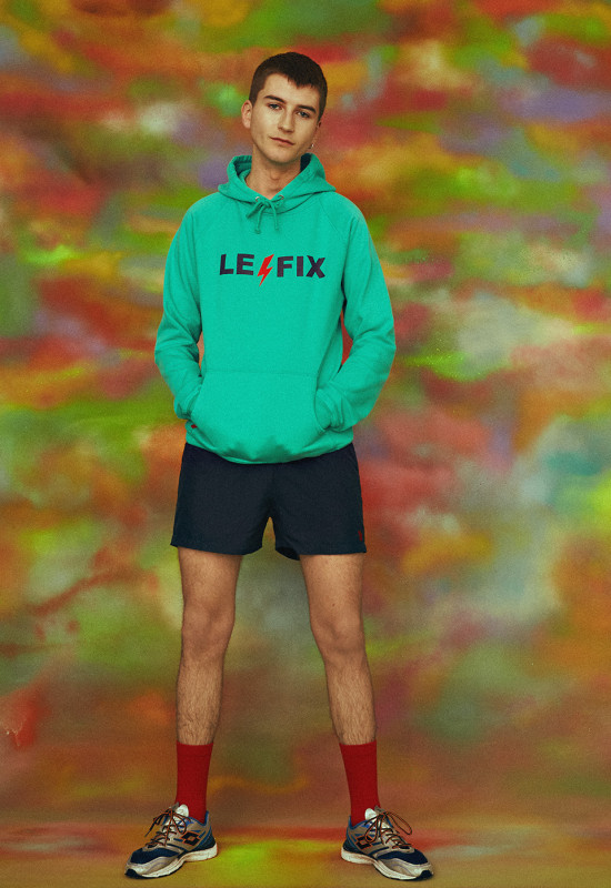 lefix primavera verao 2018 02 - Le Fix traz estilo esportivo retrô para primavera/verão
