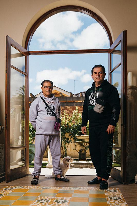 streetx vovos streetwear 01 - Vovôs estrelam lookbook de nova coleção da StreetX