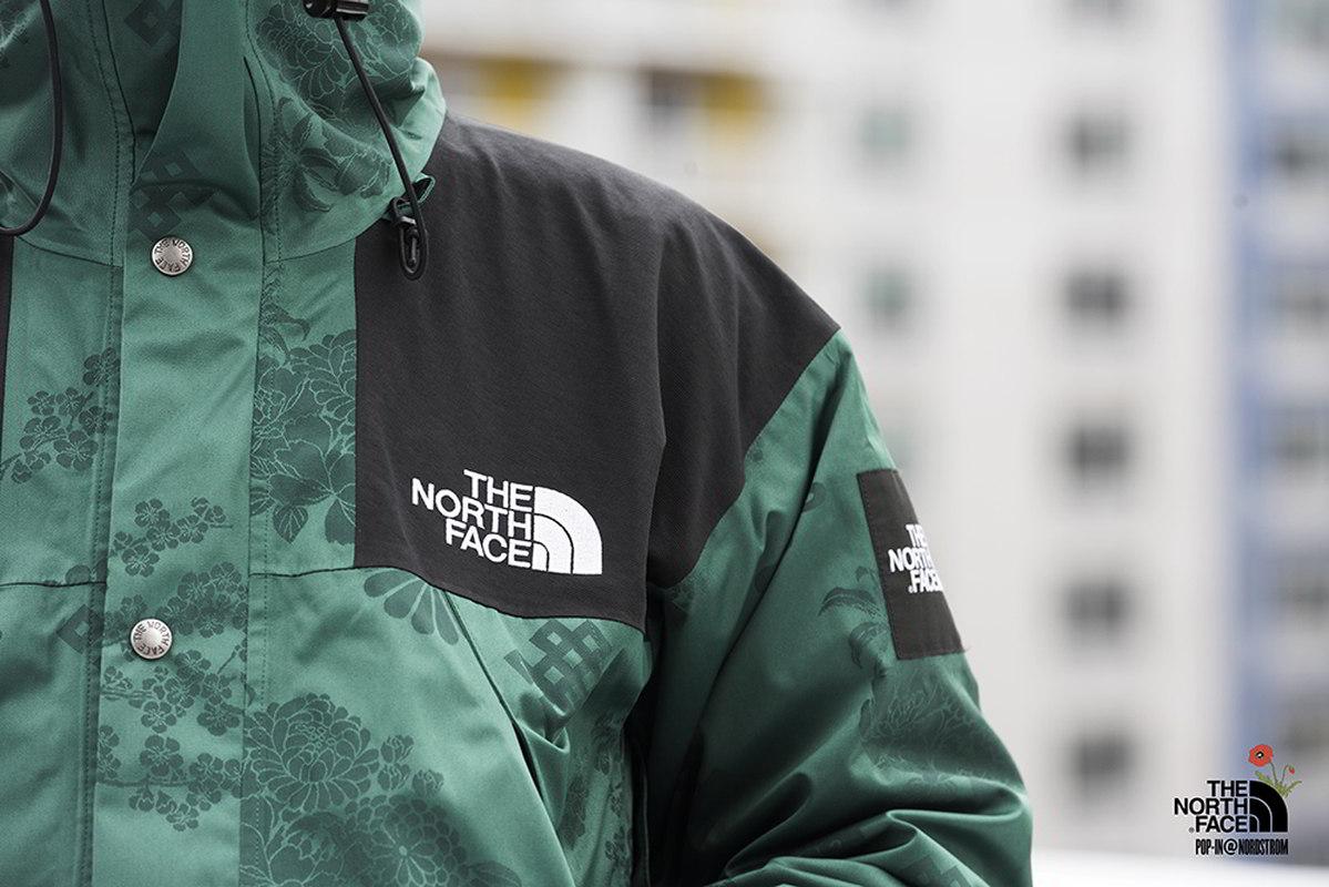 The North Face relança peças icônicas em parceria com a Nordstrom