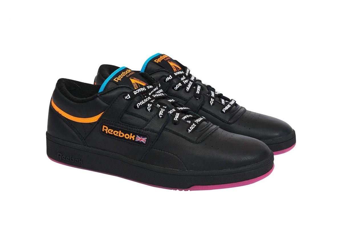 Palace e Reebok dão toque colorido ao Workout Low