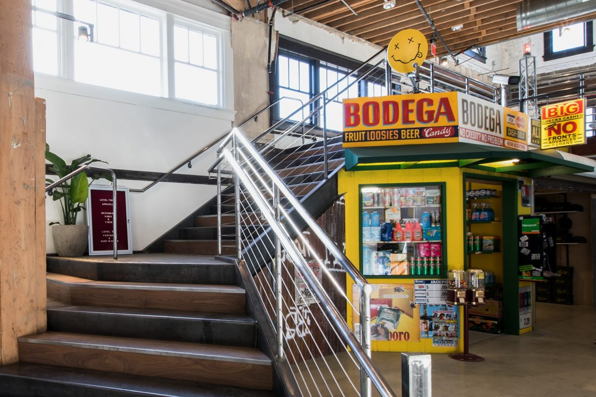 bodega los angeles nova loja 02 - Bodega inaugura loja em Los Angeles