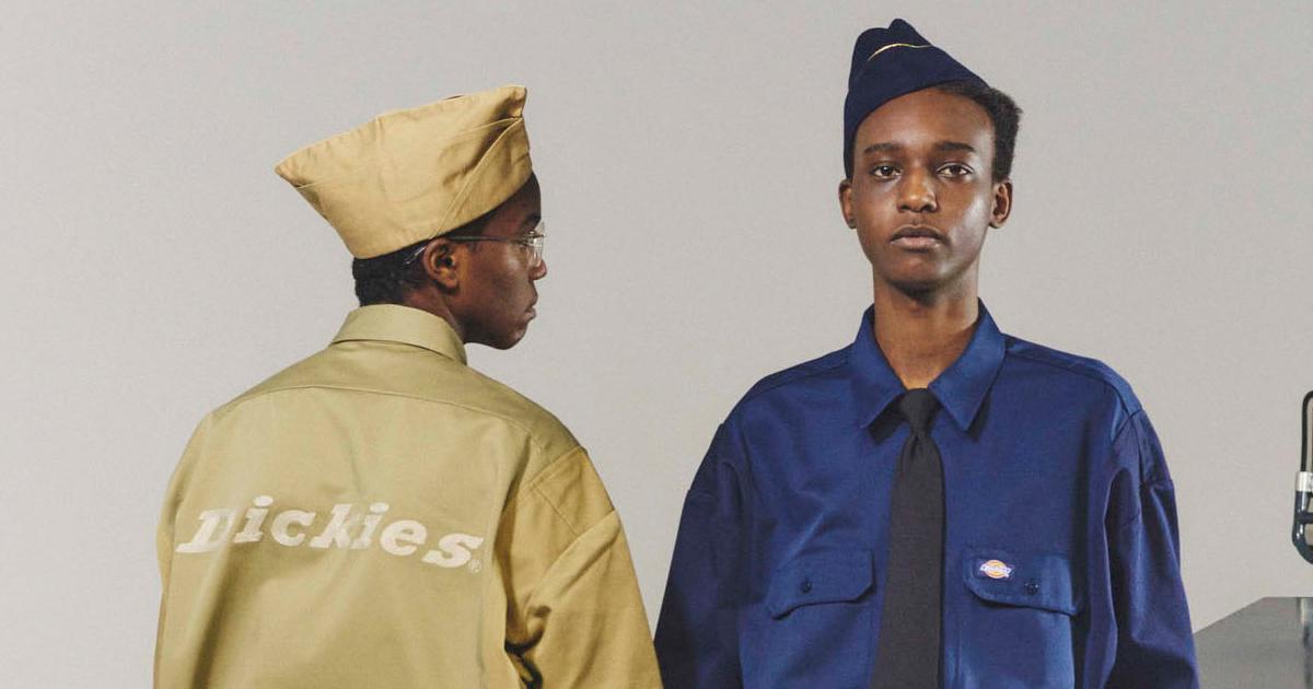 77circa e Dickies recriam uniformes de trabalhadores