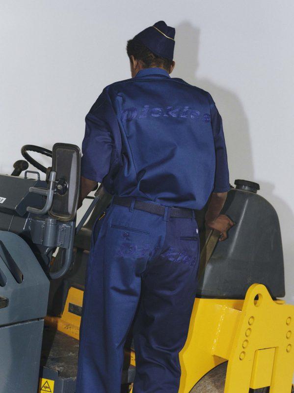 dickies 77circa collab 02 - 77circa e Dickies recriam uniformes de trabalhadores