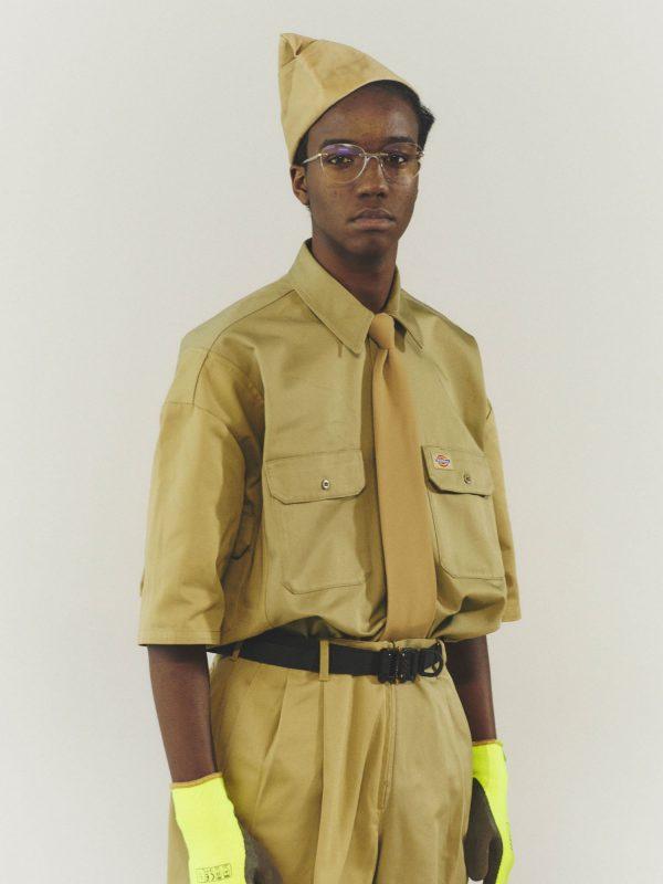 dickies 77circa collab 03 - 77circa e Dickies recriam uniformes de trabalhadores