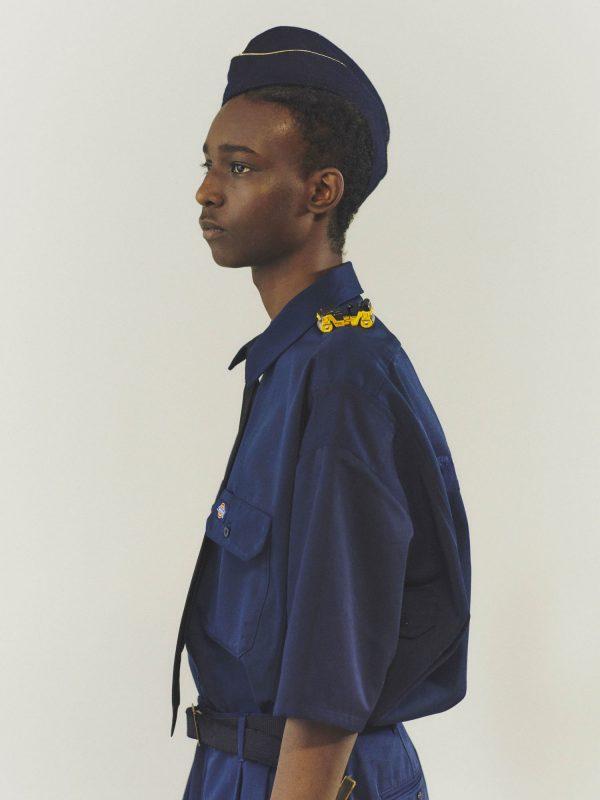 dickies 77circa collab 04 - 77circa e Dickies recriam uniformes de trabalhadores