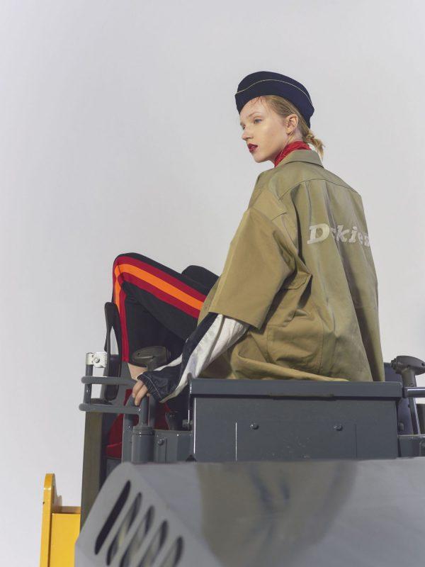 dickies 77circa collab 05 - 77circa e Dickies recriam uniformes de trabalhadores