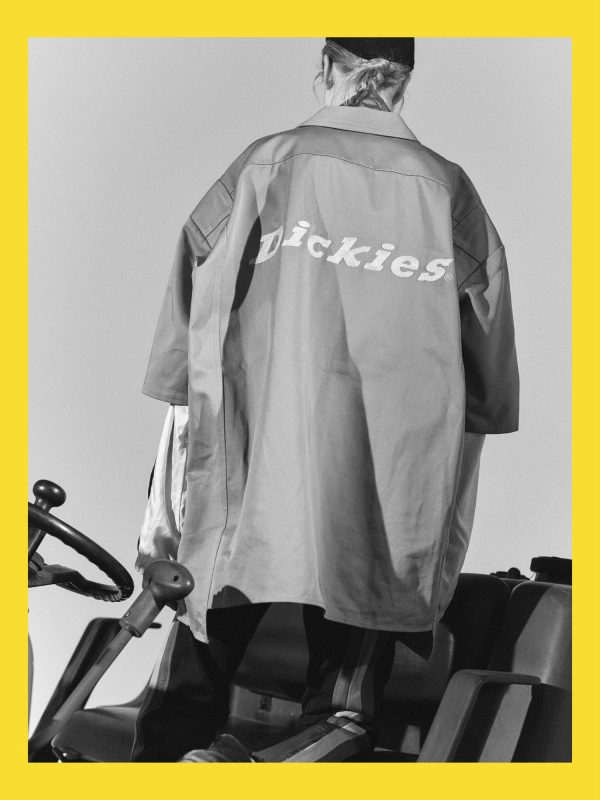 dickies 77circa collab 08 - 77circa e Dickies recriam uniformes de trabalhadores