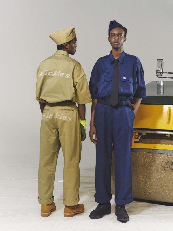 dickies 77circa collab 10 - 77circa e Dickies recriam uniformes de trabalhadores