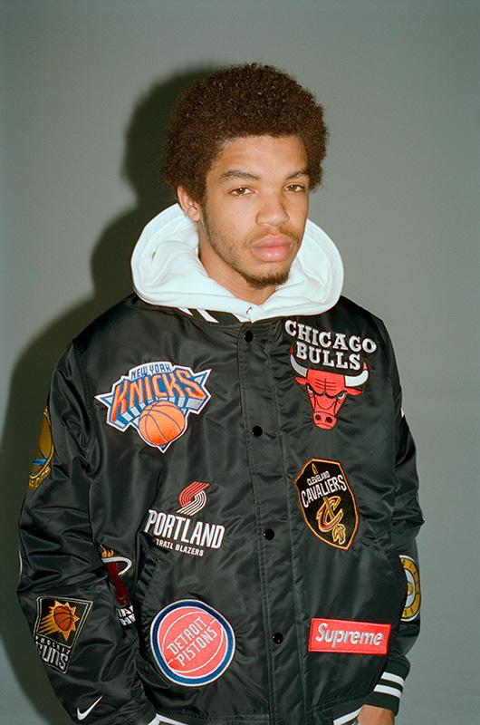 supreme nike nba colecao 02 - Supreme e Nike presenteiam fãs do basquete americano
