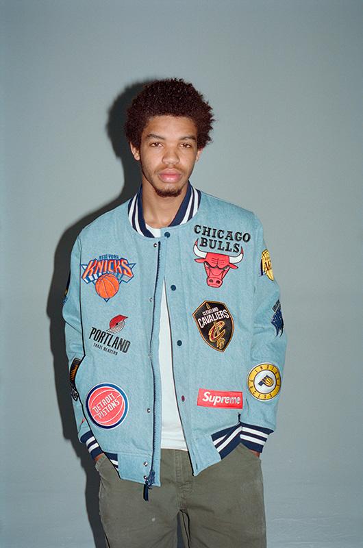 supreme nike nba colecao 04 - Supreme e Nike presenteiam fãs do basquete americano
