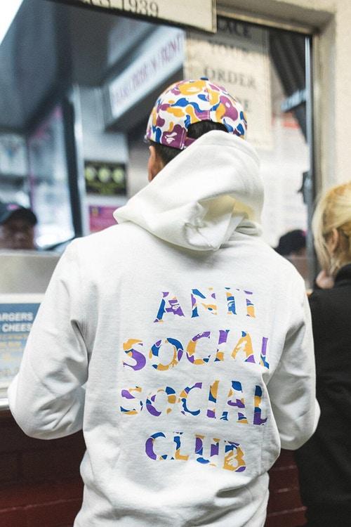 Anti Social Social Club e BAPE apresentam nova coleção em conjunto