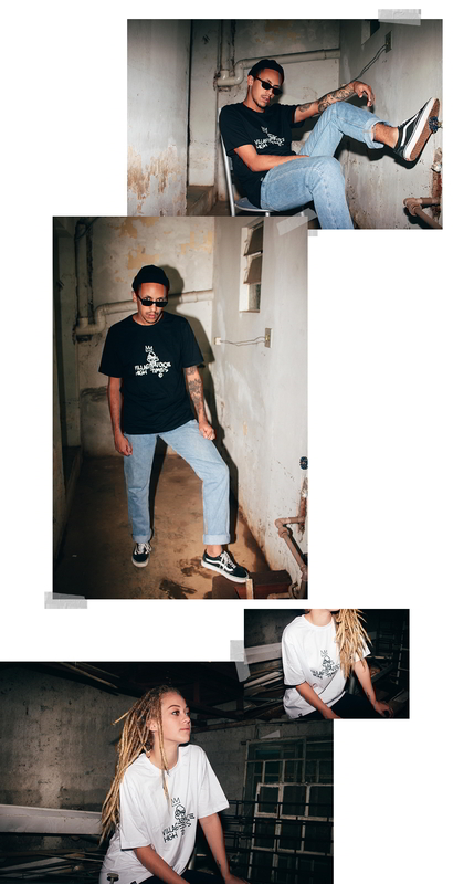 fuss company colecao same old shit 02 - Fuss Company mergulha no universo de Basquiat em cápsula