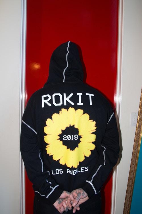 rokit pleasures primavera verao 2018 10 - Basquete e punk se misturam na parceria ROKIT x PLEASURES
