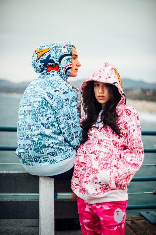 bape xxv colecao 25 anos lookbook 1 - Surf e streetwear: A história da Stussy (YOUTUBE)