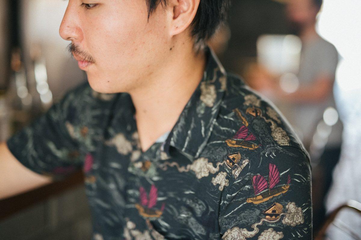dion ochner camisa tsunami 04 - Nova camisa da Dion Ochner é inspirada em tsunami