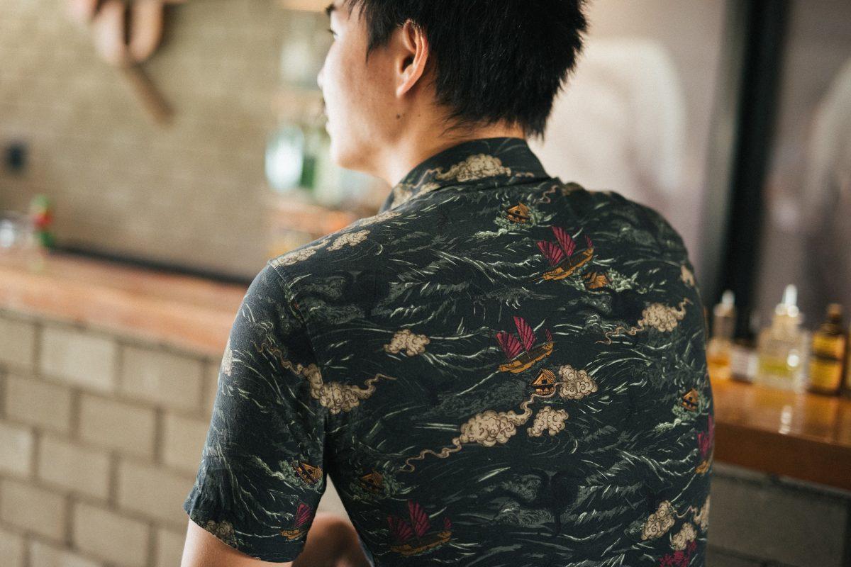dion ochner camisa tsunami 05 - Nova camisa da Dion Ochner é inspirada em tsunami