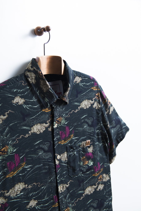 dion ochner camisa tsunami 3 - Nova camisa da Dion Ochner é inspirada em tsunami