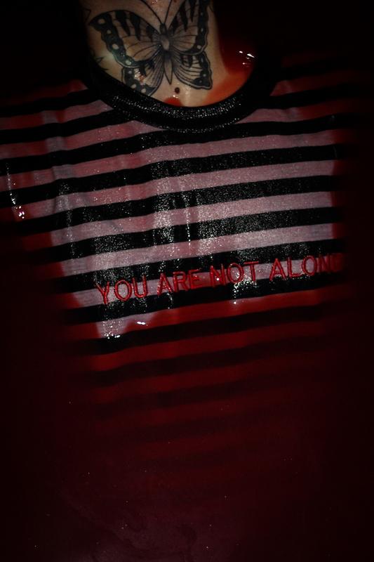 dirty blood vol 3 break the silence 04 - Dirty Blood defende as mulheres em nova coleção