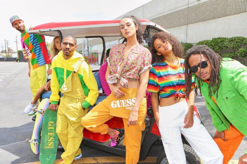 sean wotherspoon guess farmers market lookbook 12 - Sean Wotherspoon e GUESS promovem feira livre para lançar parceria