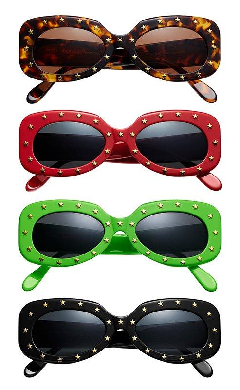 supreme sunglasses primavera verao 2018 06 - Supreme apresenta novos  modelos de óculos de sol 6002a3014a