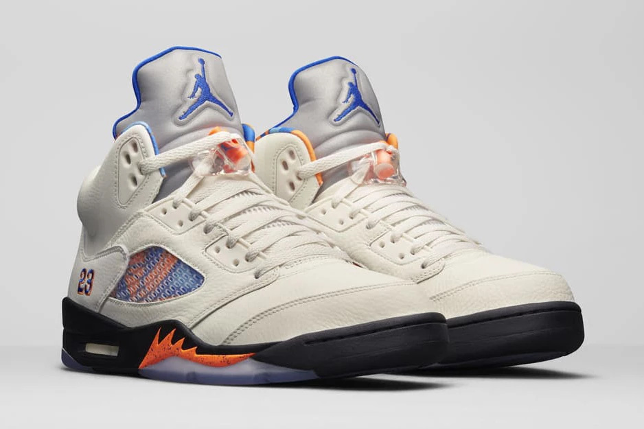 "nike air jordan 5 barcelona international flight 1 - Nike Air Jordan 5 ""International Flight"""