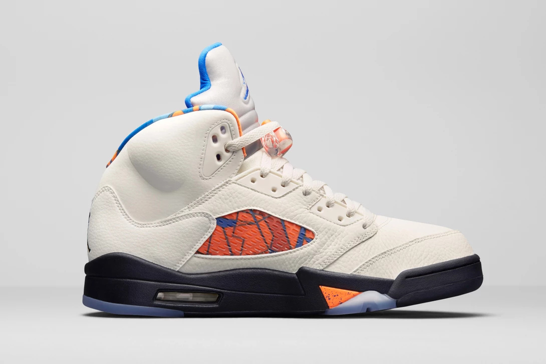 "nike air jordan 5 barcelona international flight 2 - Nike Air Jordan 5 ""International Flight"""