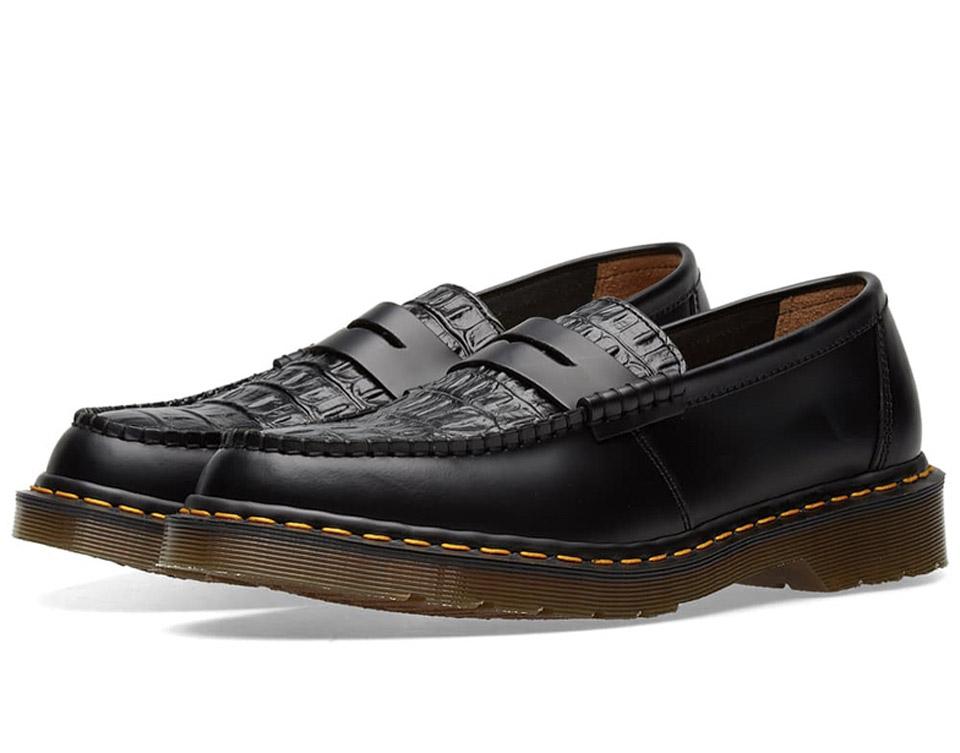stussy dr martens penfon loafers 01 - Stussy e Dr. Martens revelam novos sapatos em parceria